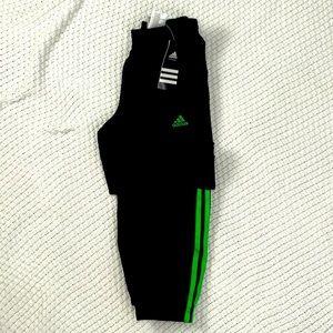 Adidas Boys nylon joggers